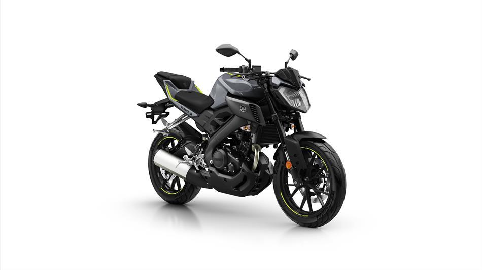 Yamaha MT-125 2020: una Hyper Naked para el día a día