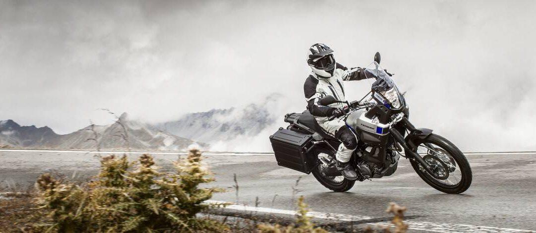 ¿Conduces en moto en invierno?