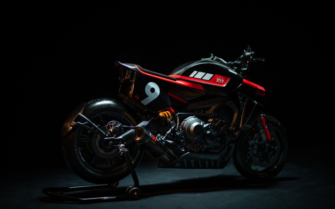 Yamaha Yard Built 2020 – XR9 Carbona by Bottpower
